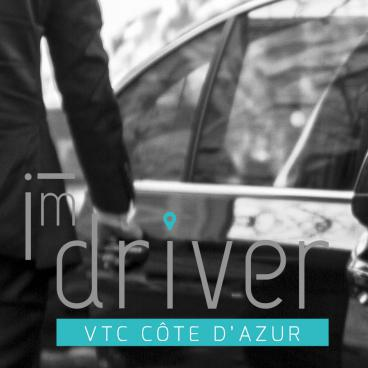 ImDriver VTC Côte d'Azur