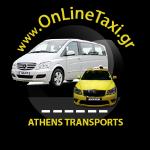 Athens Transports Taxi - MiniVan